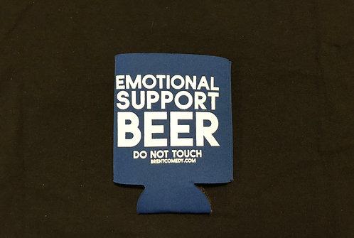 Emotional Support Beer-Blue