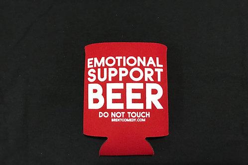 Emotional Support Beer-Red