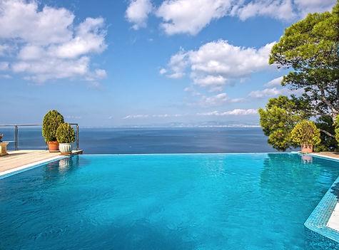 Palma Mallorca Seafront Villa For Sale