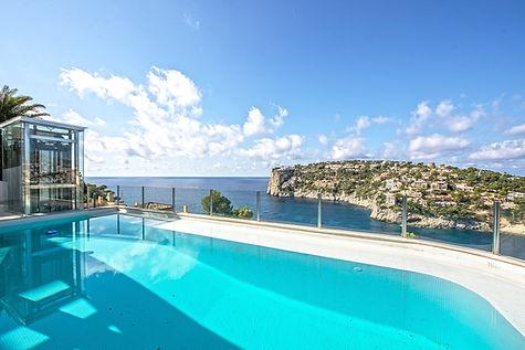 Mallorca Sea View Villa For Sale