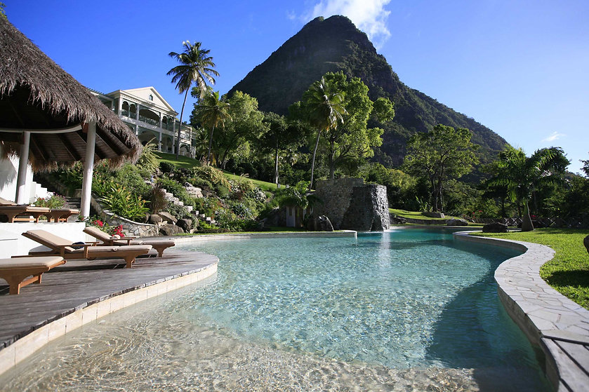 buy st lucia real estate property