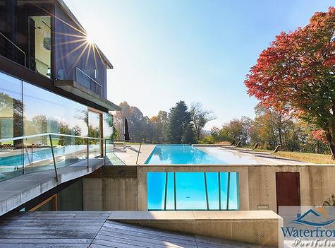 Modern Villa For Sale in Lake Maggiore