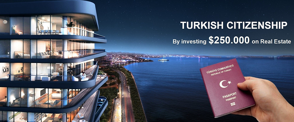 Turkish Property Citizenship Investment