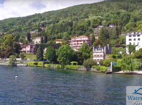 Lakefront Villa For Sale Lake Maggiore I