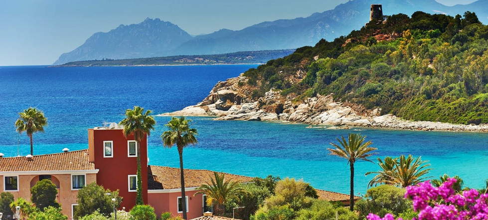 Sardinia Hotel For Sale
