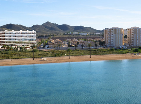Apartments For Sale in La Manga Spain