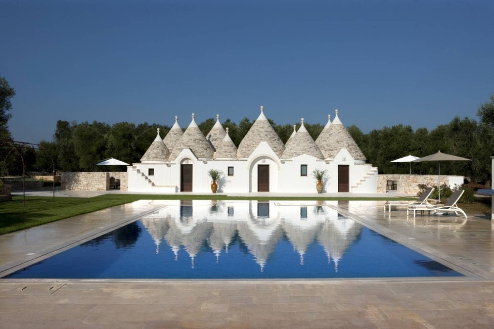 Trullo House For Sale Apulia
