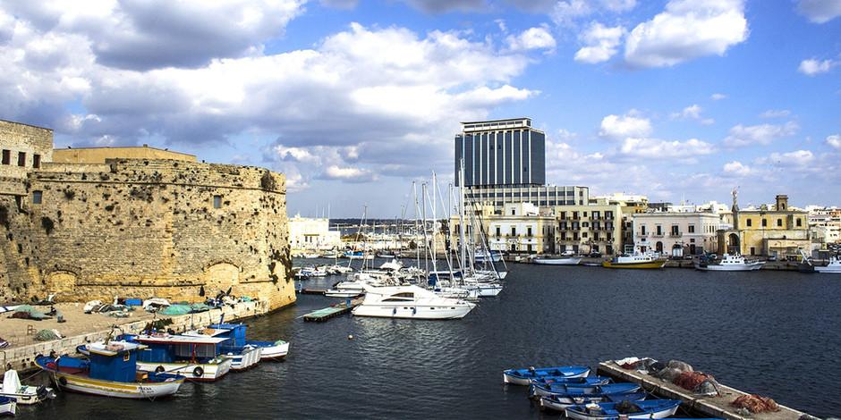 Apulia Real Estate Italy