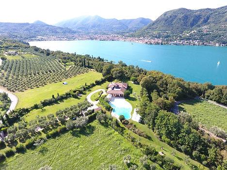 House for sale in lake garda