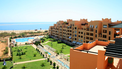 Spain Beach Flat For Sale