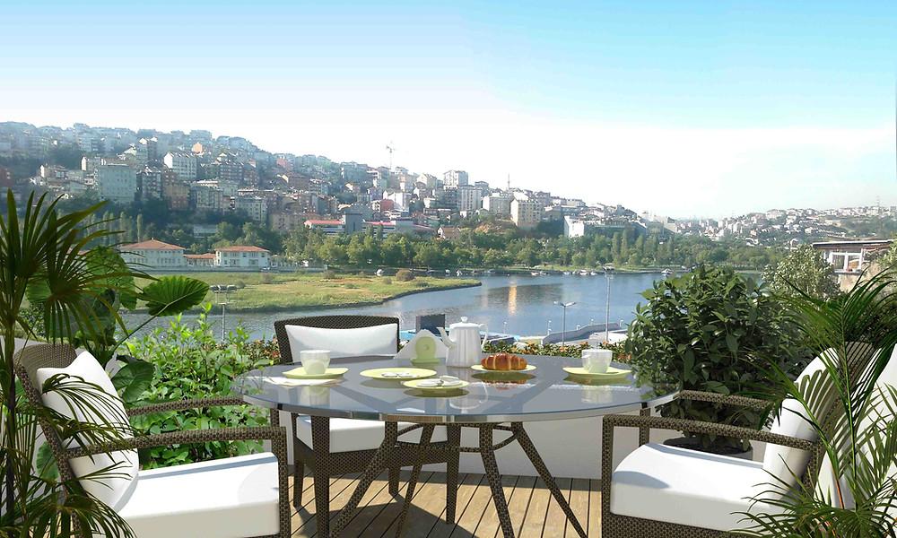 Waterfront Property Turkey