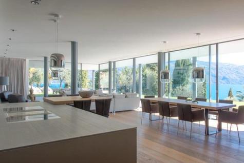 Lake Garda Modern Villa For Sale