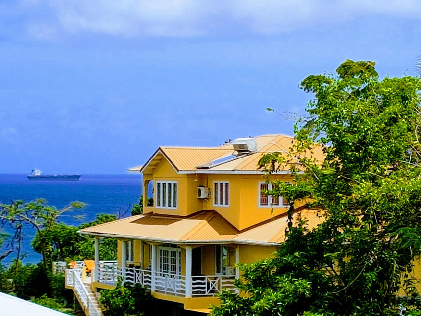 Sunset Home St Lucia