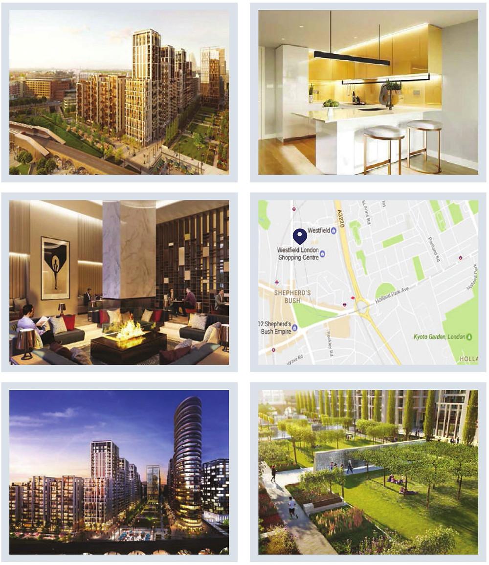 Westfield London Properties