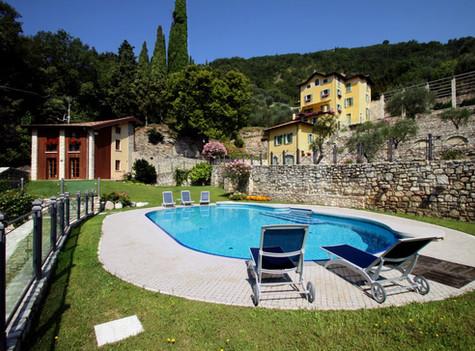Lake garda villa for sale