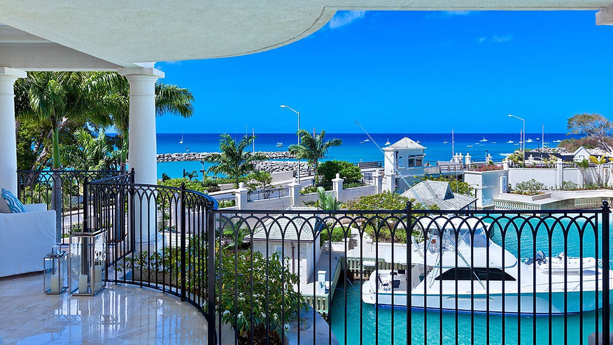 Barbados real estate beachfront