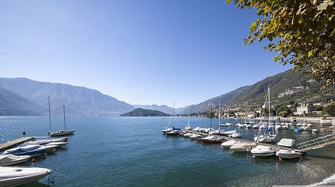 Lake Como Waterfront Apartment For Sale
