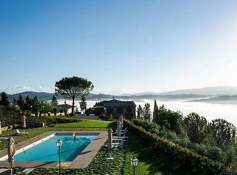 Chianti Hotel For Sale