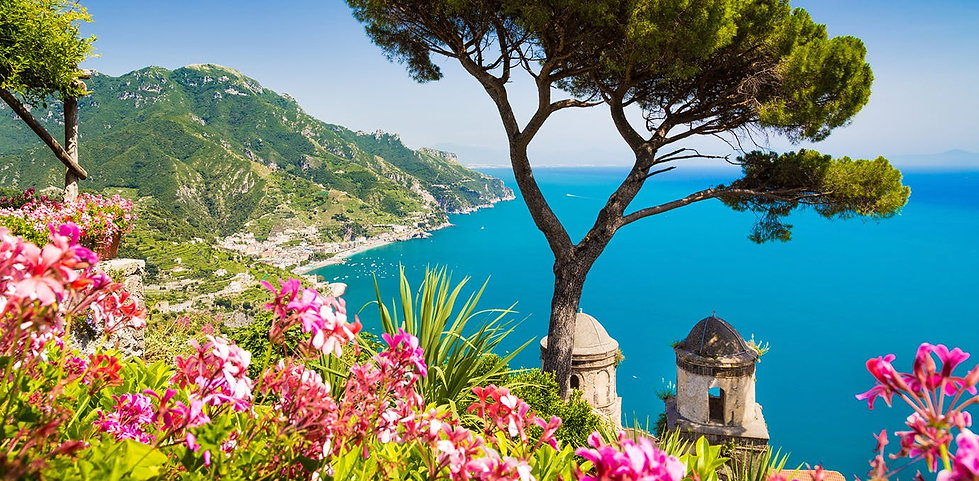 italy Waterfront property