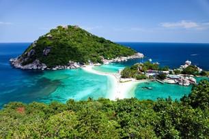Beach Plot Indonesia Bintan Island
