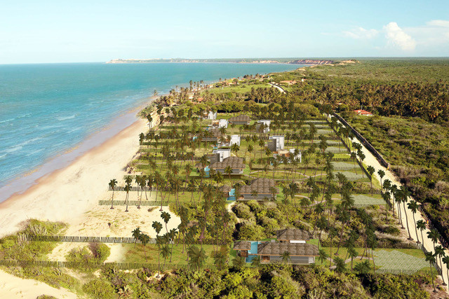 Beach Land For Sale Fortaleza