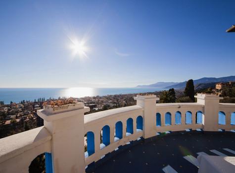Liguria Sea View Apartment
