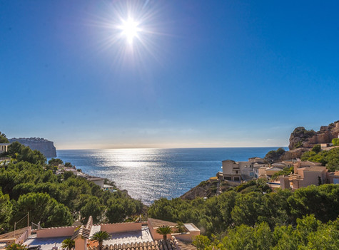 Mallorca Seafront Apartment For Sale Spa