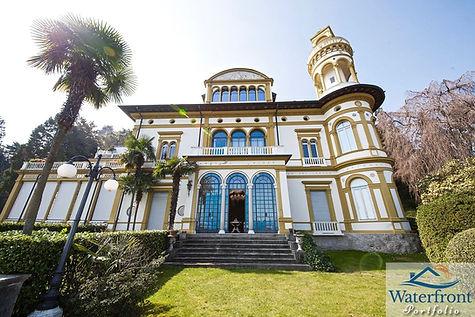 Lake Maggiore Palazzo Apartment For Sale