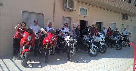 Pernottare a Matera come tappa o sosta per motoclisti e ciclisti