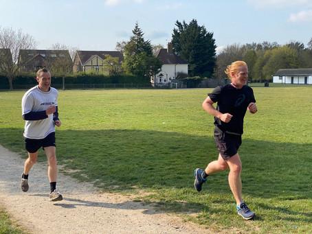90 Challenge raises more than £1,300