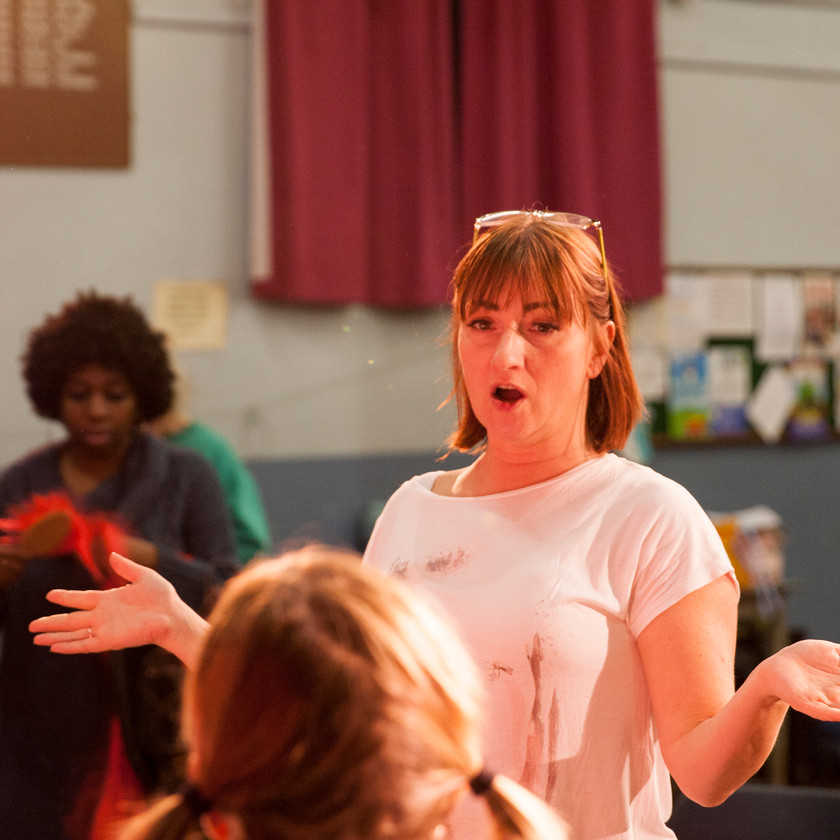 Anne directs Wizard of Oz 2017