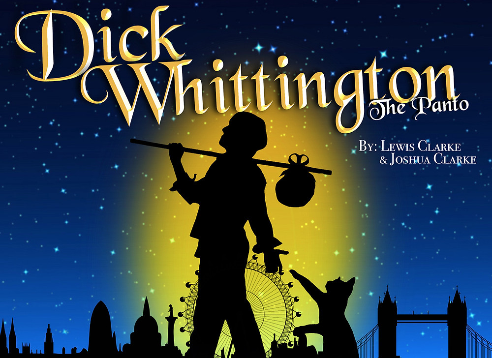 Dick Whittington - the panto, was performed by the Downsview Players in November 2019