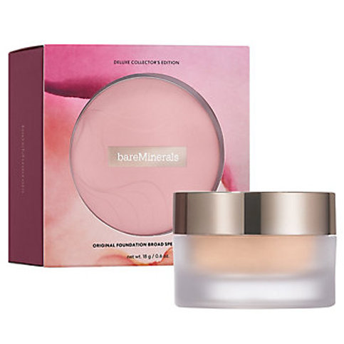 Deluxe Size Award-Winning Mineral Foundation