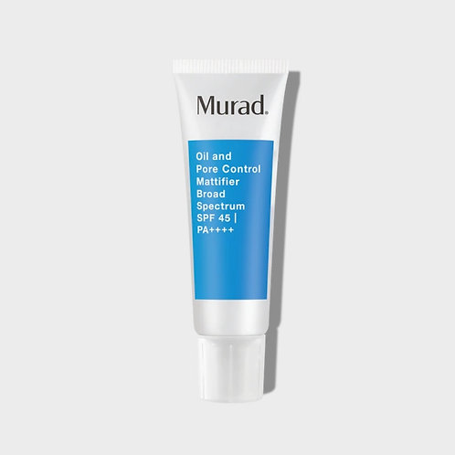 Oil and Pore Control Mattifier Broad Spectrum SPF 45 | PA++++