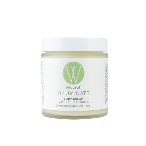 Illuminate Lemongrass Body Cream