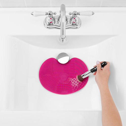 SIGMA SPA® EXPRESS BRUSH CLEANING MAT