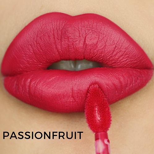 Passion Fruit 24K Liquid Lipstick