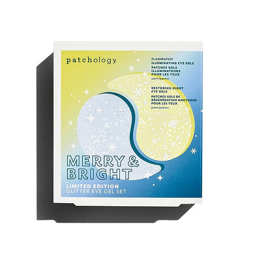 Merry & Bright: Limited Edition Glitter Eye Gel Kit