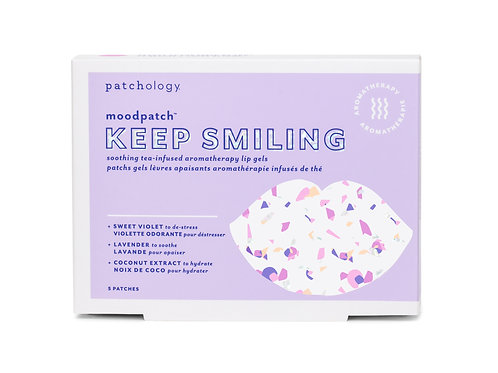 Keep Smiling Lip Gels