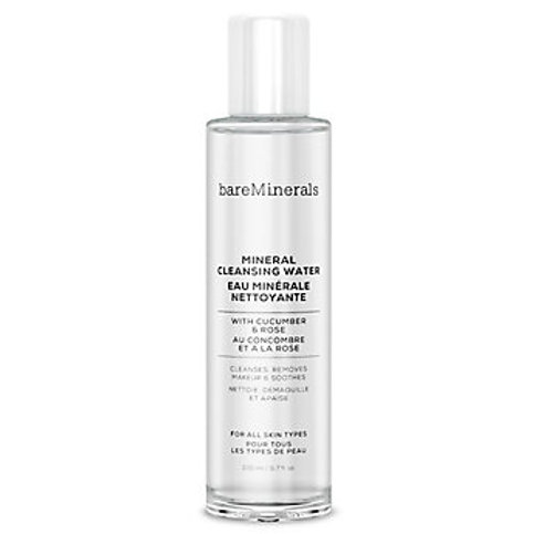 MINERAL CLEANSING WATER