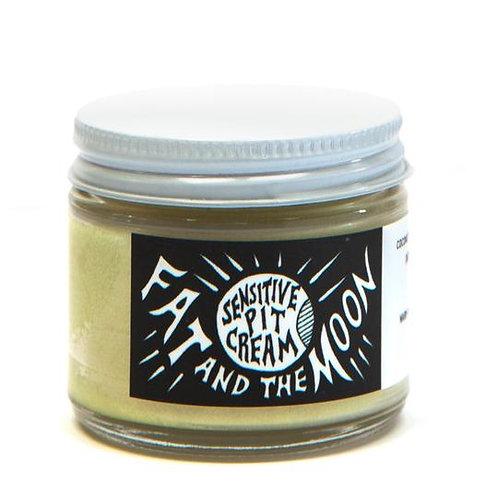Sensitive Pit Deodorant Cream 2oz.