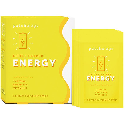 Little Helper® Supplement Strips: Energy