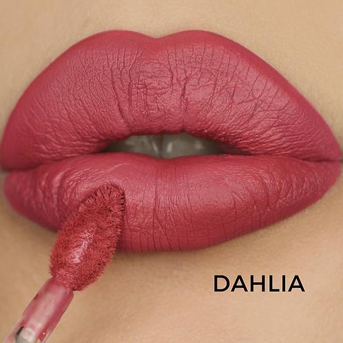 Dahlia 24K Liquid Lipstick