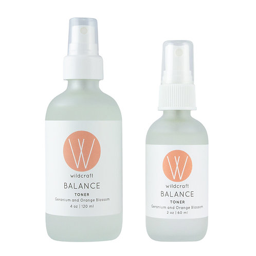 Geranium Orange Blossom Toner