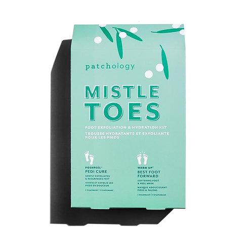 MistleToes: Foot Exfoliation & Hydration Kit
