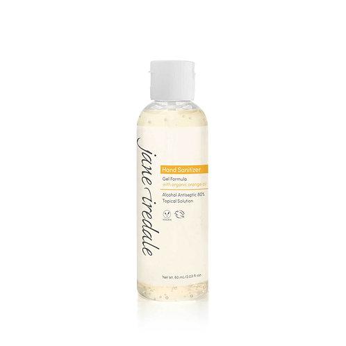 Hand Sanitizer Gel with Organic Orange Oil