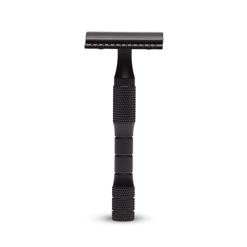 Black Safety Razor