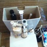 更換水箱零件