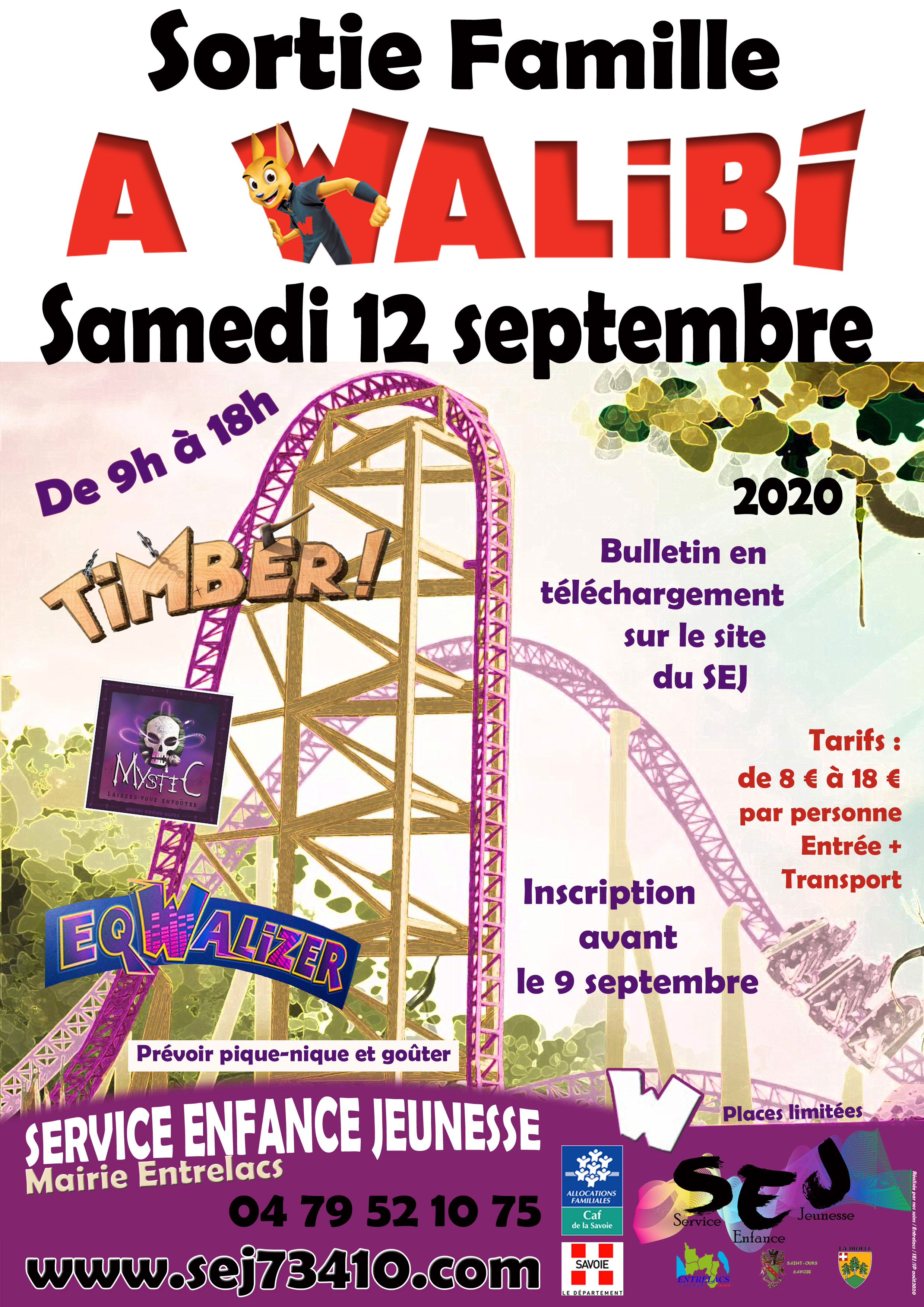 FAMILLE affiche walibi 120920