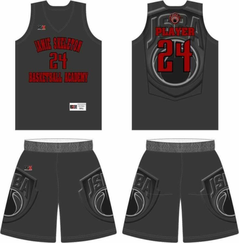 JSBA New Uniform
